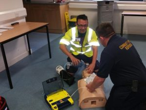 What does a CFR do?